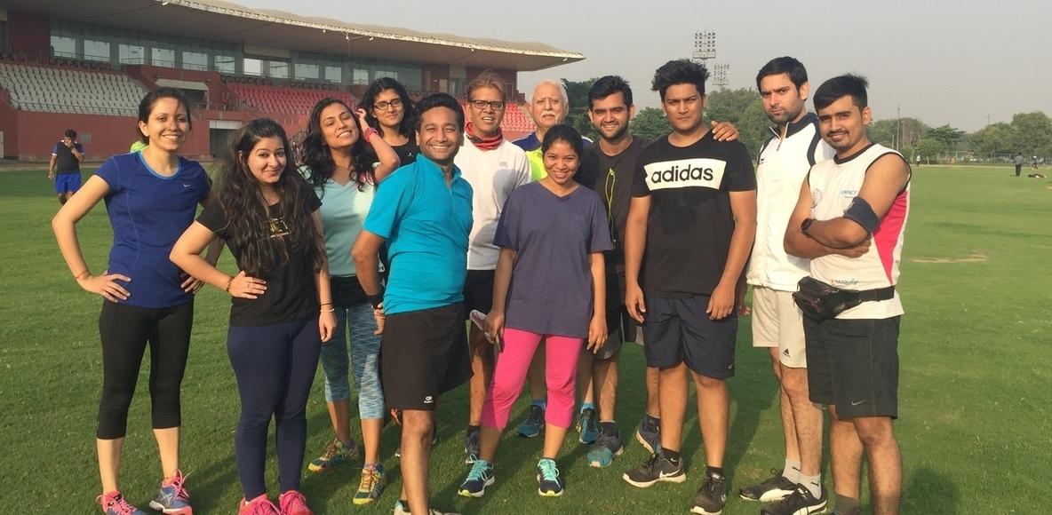 East Delhi Running Group