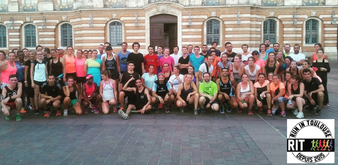 RUN IN TOULOUSE