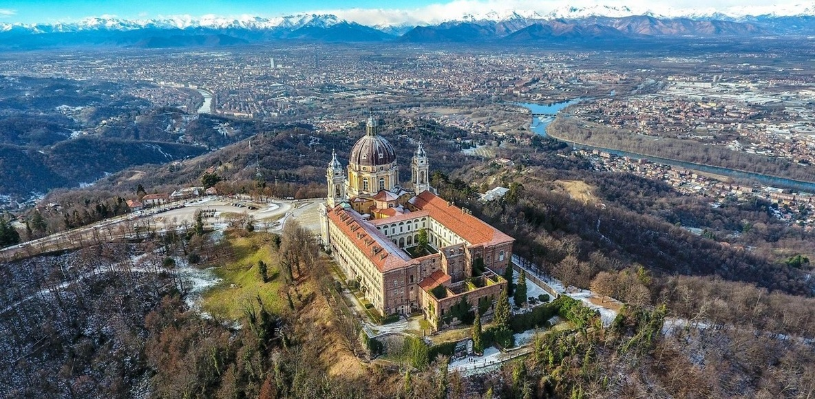 Salite e discese di Torino