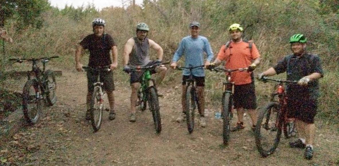 SherDen Mt. Bikers