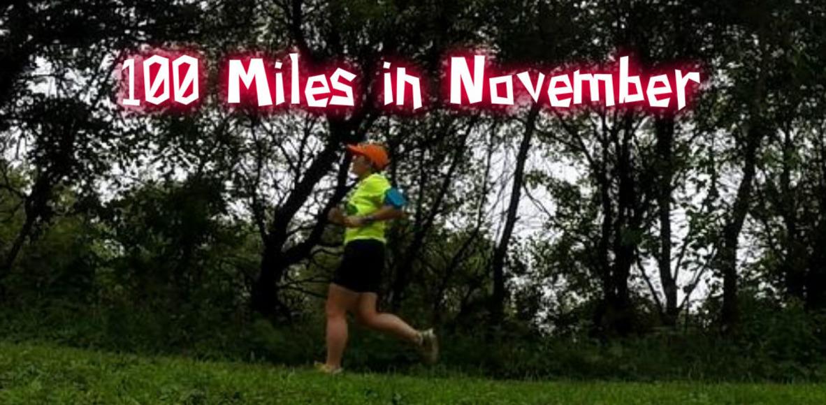 100 Miles in November
