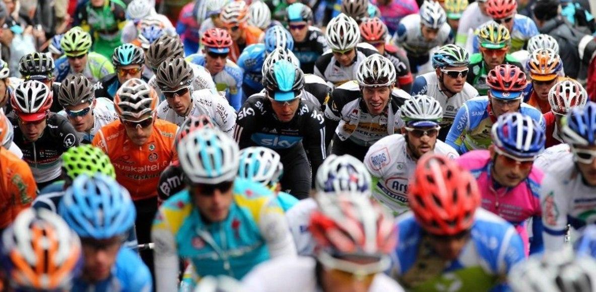 Ciclistas de Campo Grande RJ