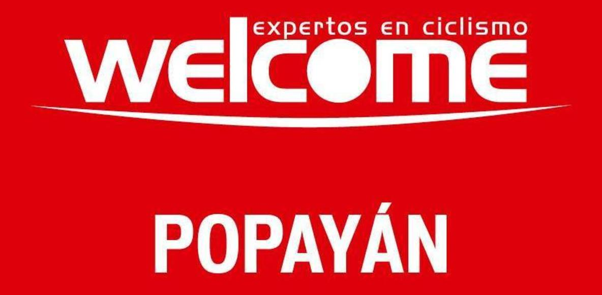 Welcome Popayan