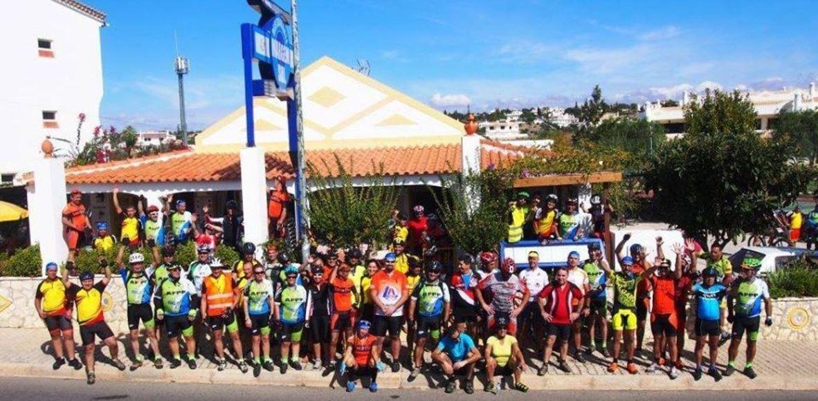 Amigos da Bike Santa Clara a Nova