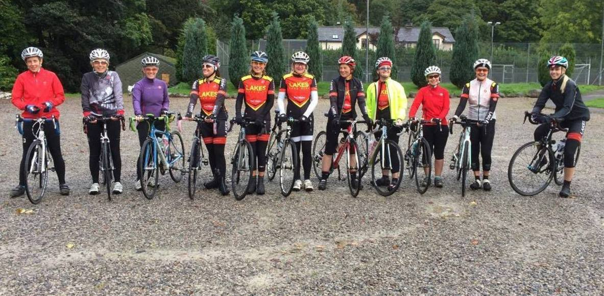 Lakes Women's Cycling Group