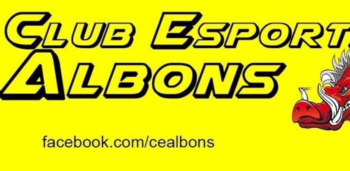 Club esportiu Albóns
