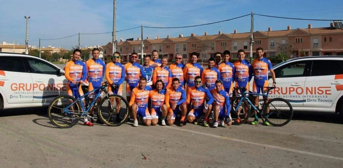 Orihuela Bike - Grupo Nise C.D.
