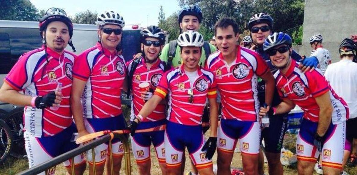 Ciclistas de Salón