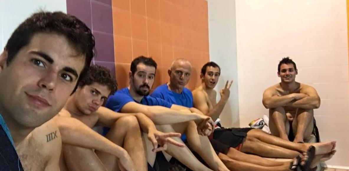 Huesca Swim Team