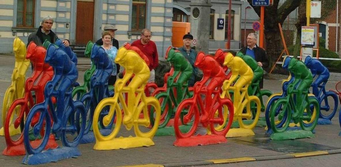 'Snelste' fietser van Huldenberg, Ottenburg, Neerijse, Loonbeek of Sint-Agatha-Rode