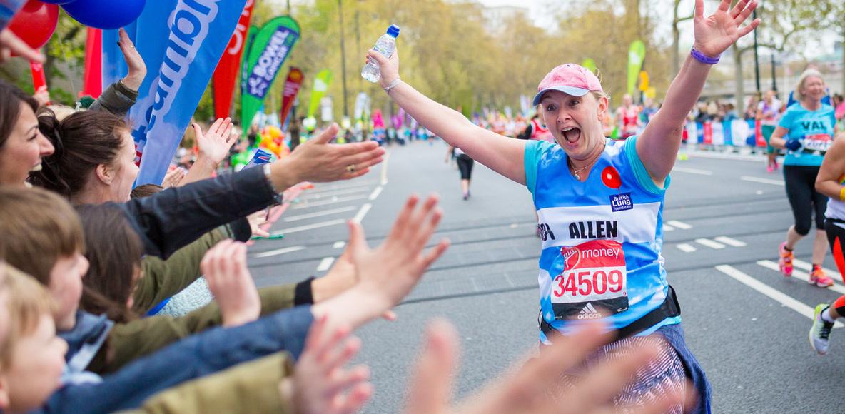 Team Breathe - London Marathon