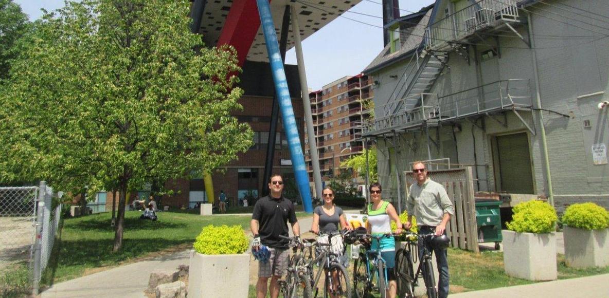 BikeExpedia - Toronto