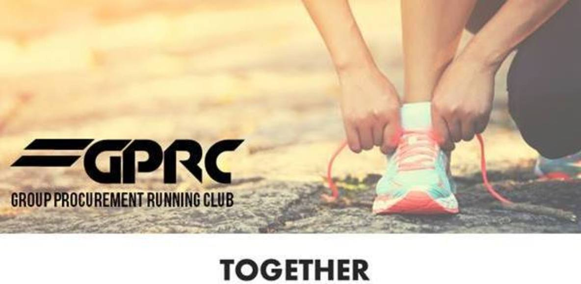 GPRC - Group Procurement Running Club