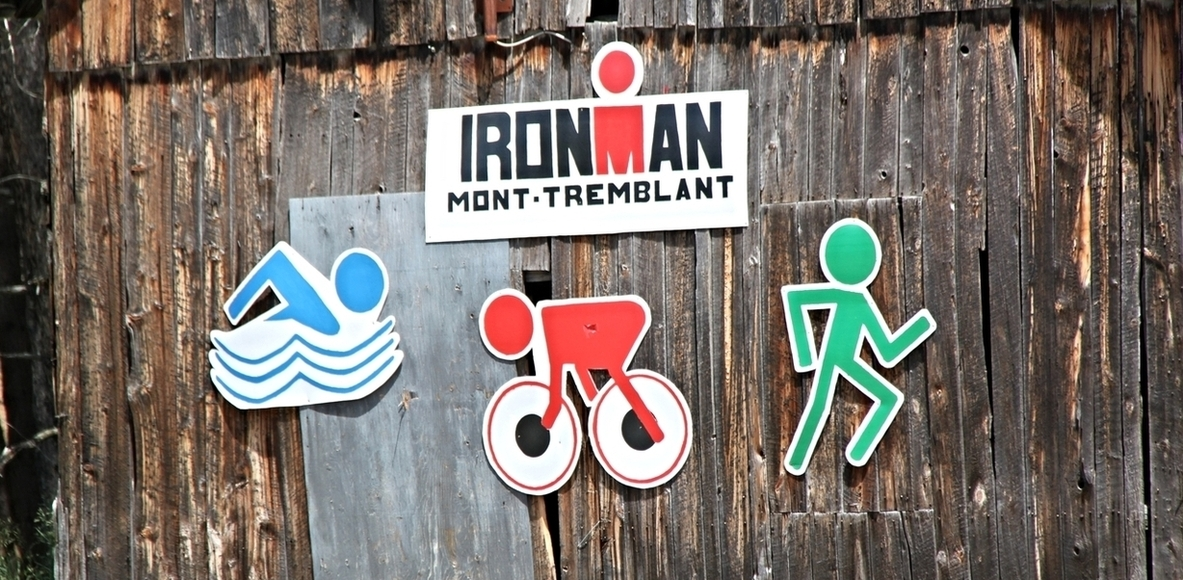 Ironman Mont-Tremblant 70.3 -  2017 - IMMT