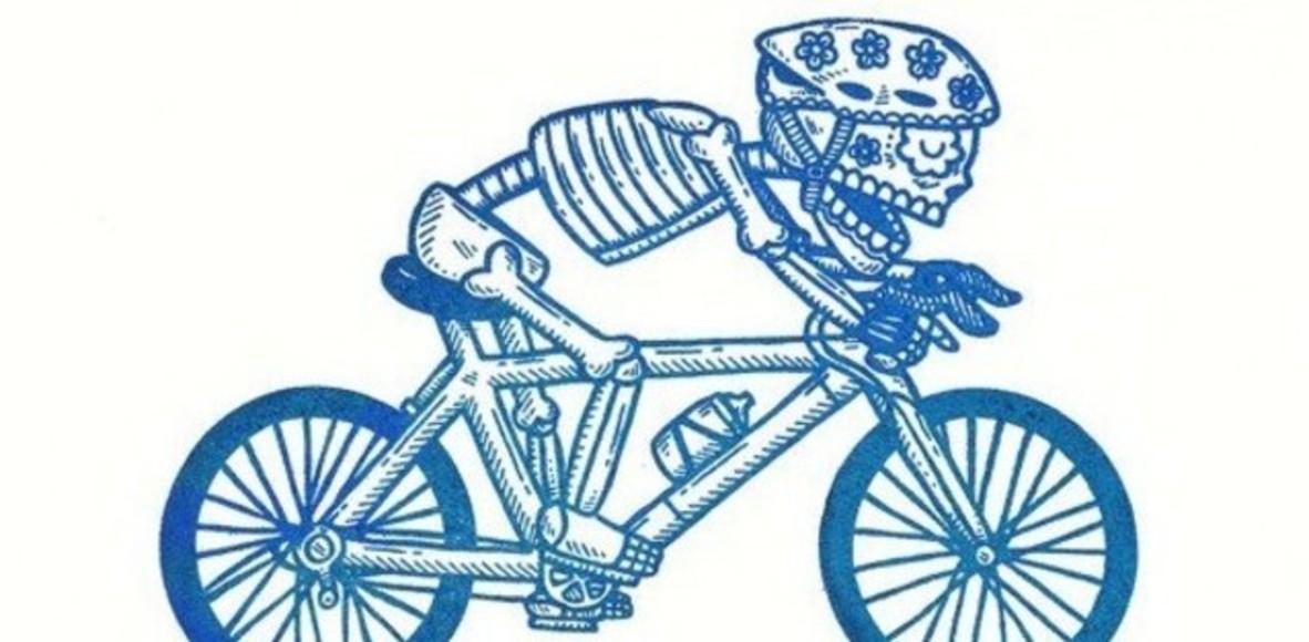 LOS CALAVERAS. bikes