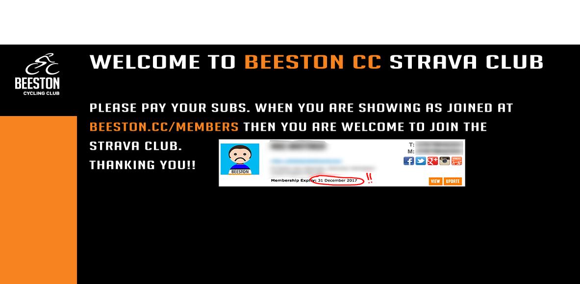 Beeston CC