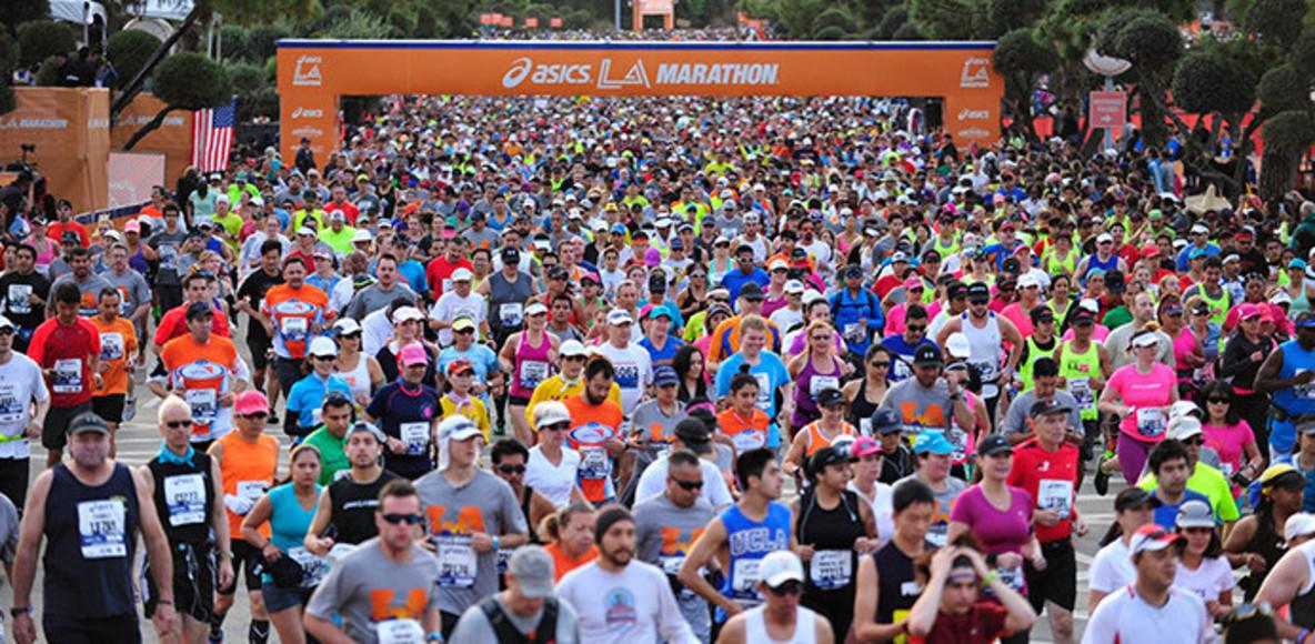 LA Marathon Prep