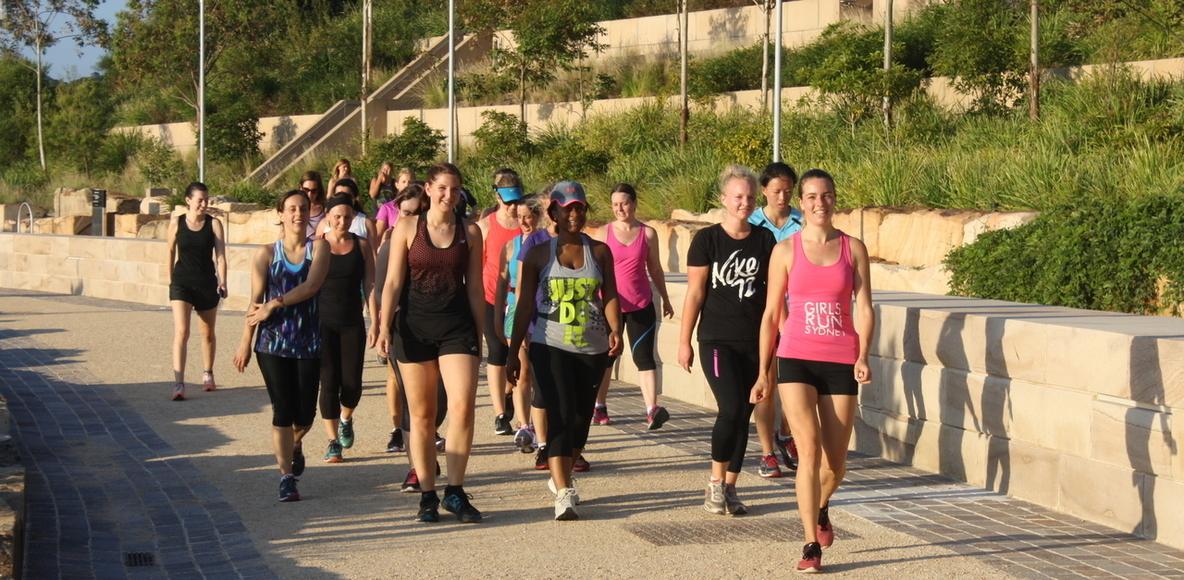 Girls Run Sydney