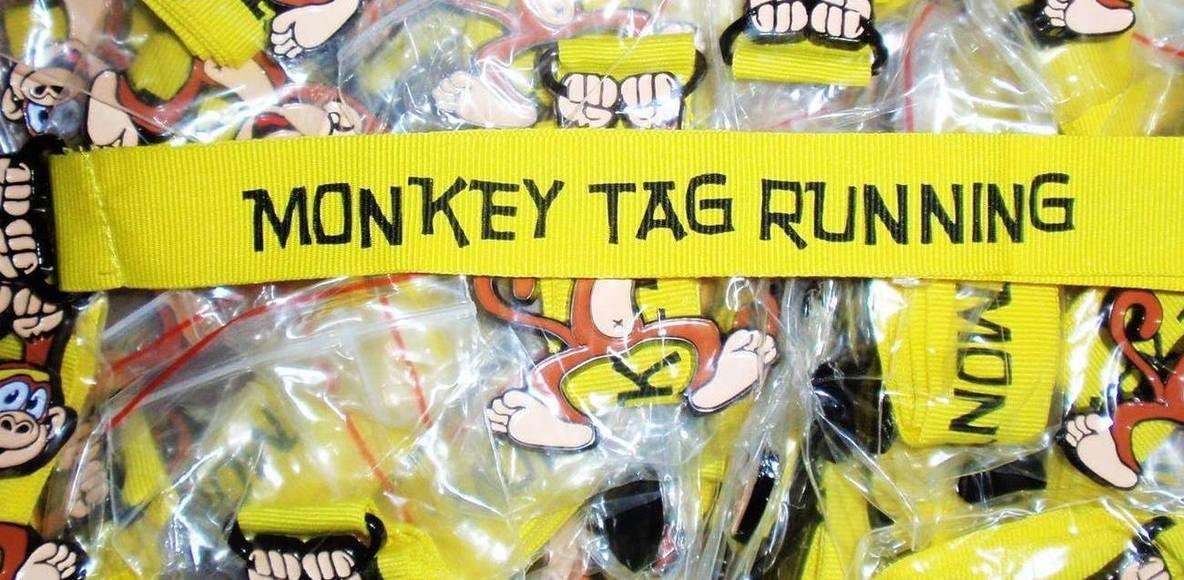 Monkey Tag Running