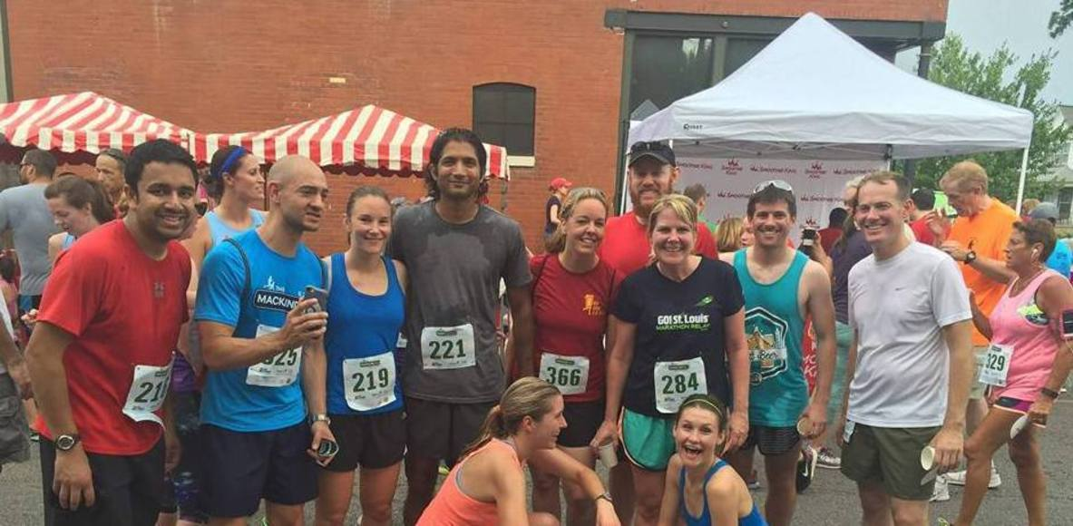 Happy's Running Club StL