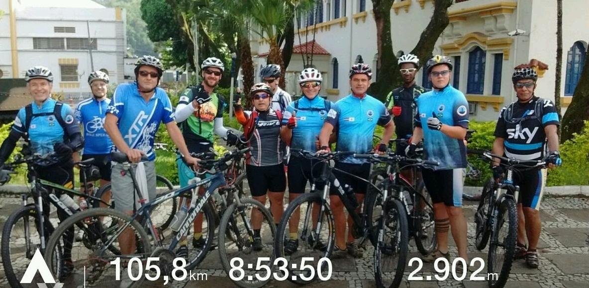 Pedal de Sábado e Passeios de Bike