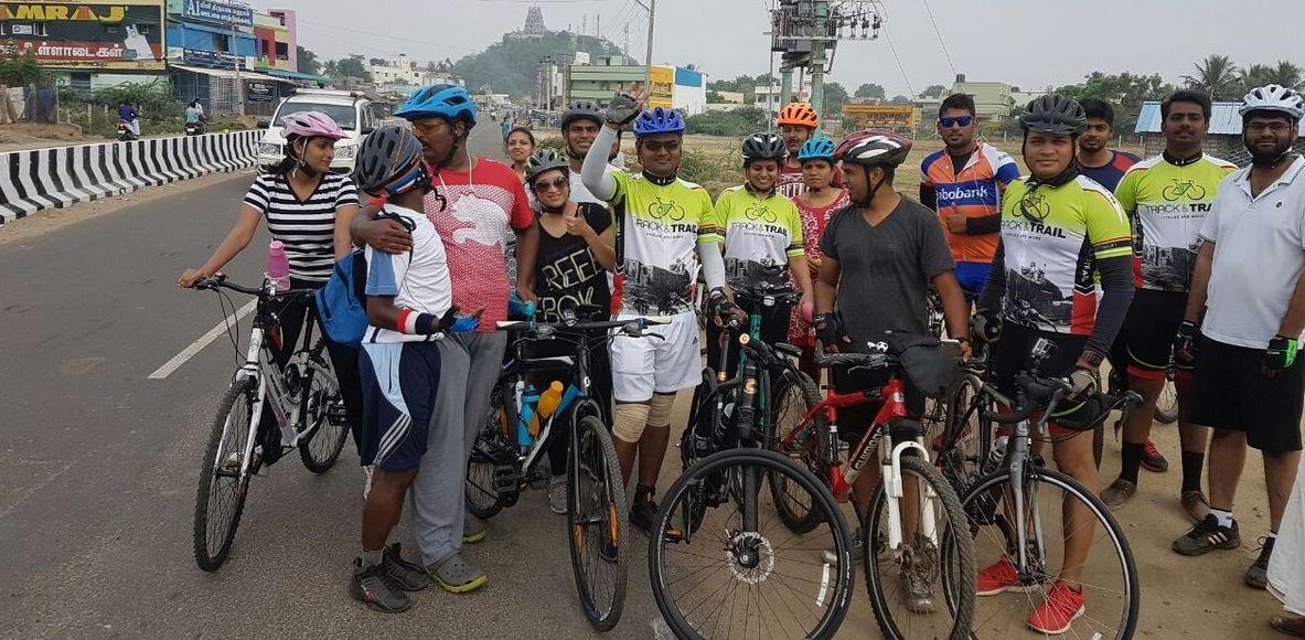 TT -Trichy Cycling Club - Trichy Randenneurs