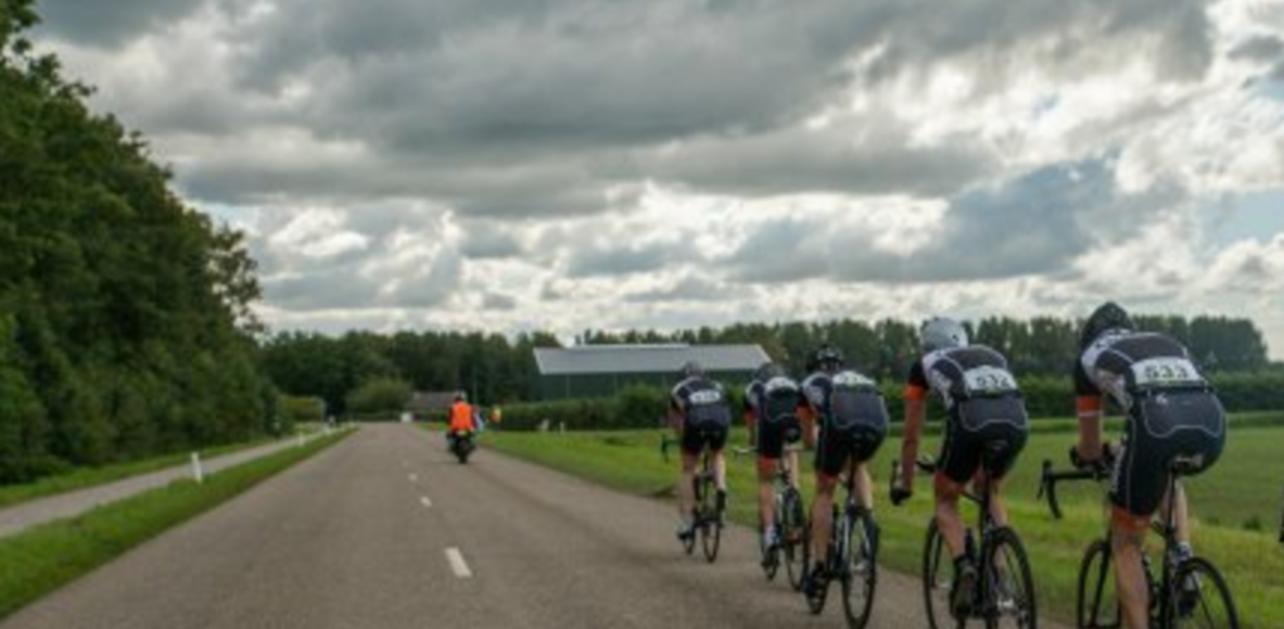 Dronten Strava Cycling