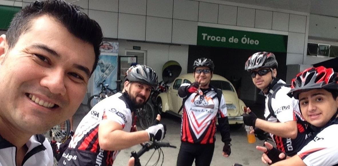 amigos do pedal
