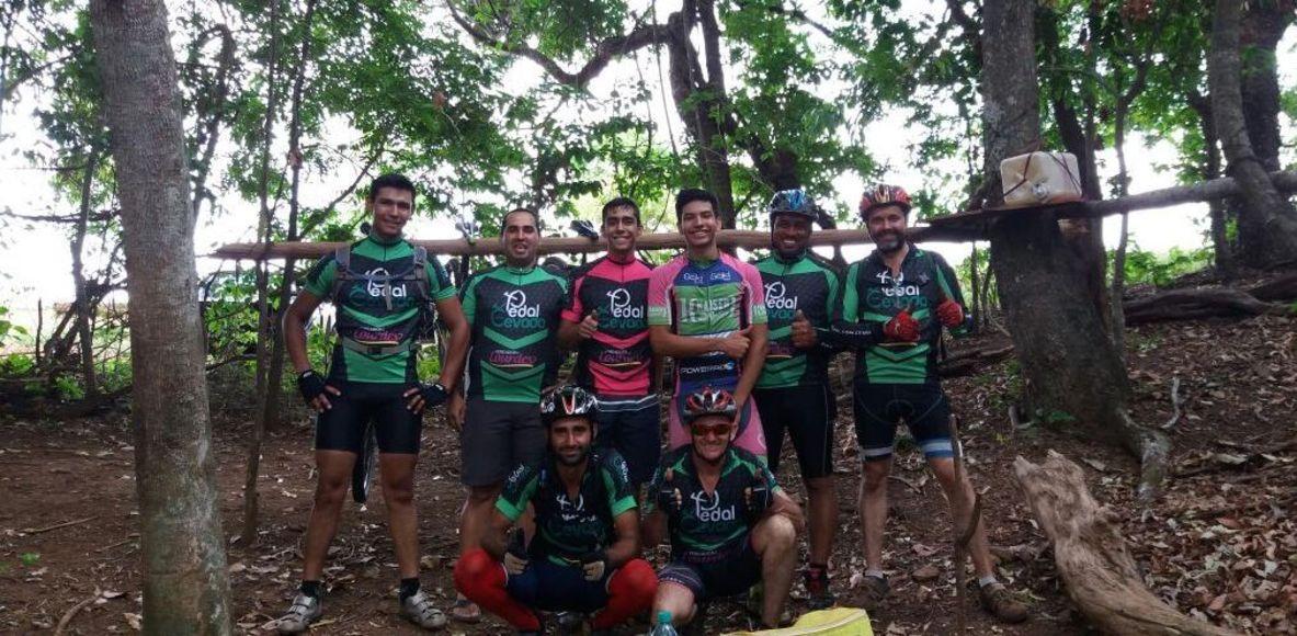 Pedal com Cevada, MTB Club
