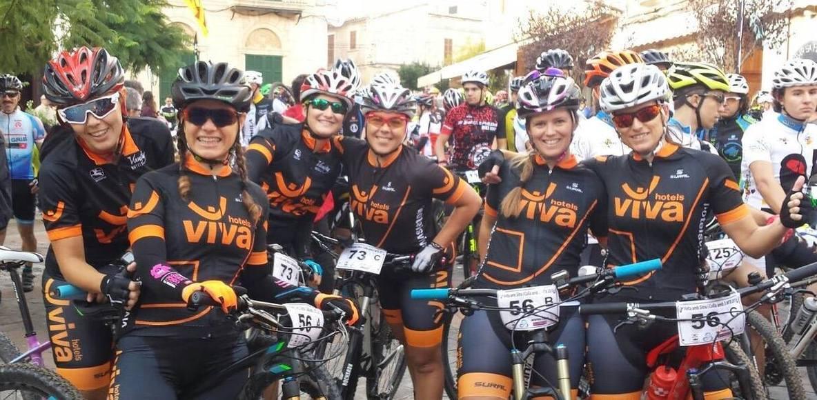 Hotels Viva Sports MTB Ladies Team