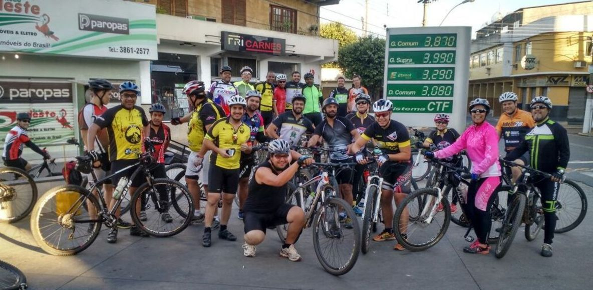 Equipe Alto Giro MTB