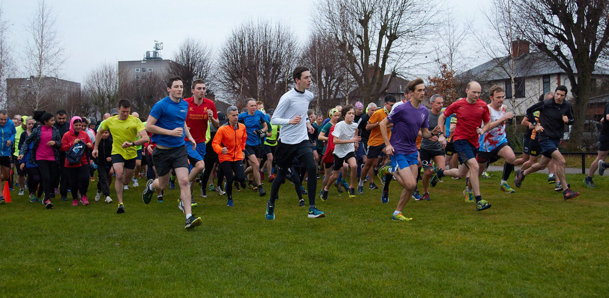 Rugby parkrun