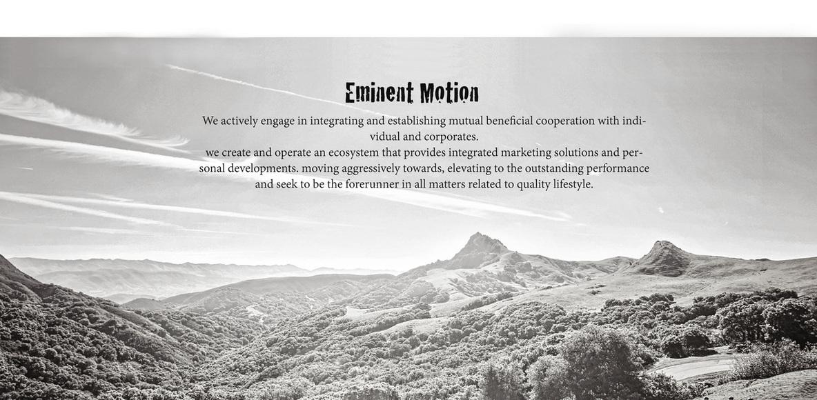 Eminent Motion
