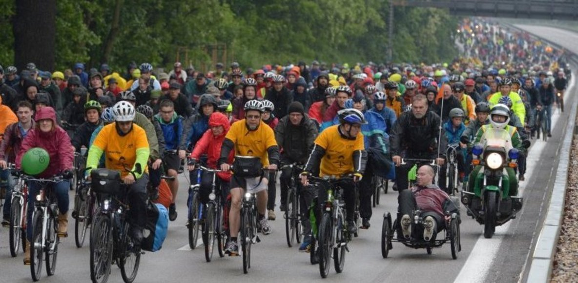 Berliinin Pyrintö Biking