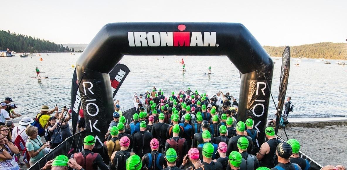 Ironman Coeur D'Alene 2017