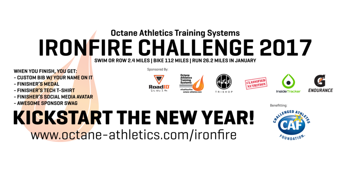 Octane Athletics Training Systems Ironfire 2017 Participants