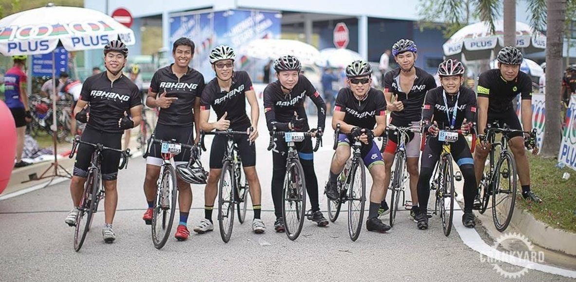 RCCC (Rahang Cycle Cycling Club)