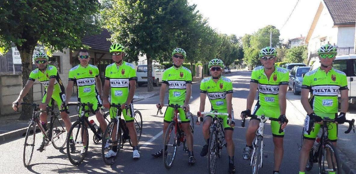CLUB CYCLISTE DE  MOLESME