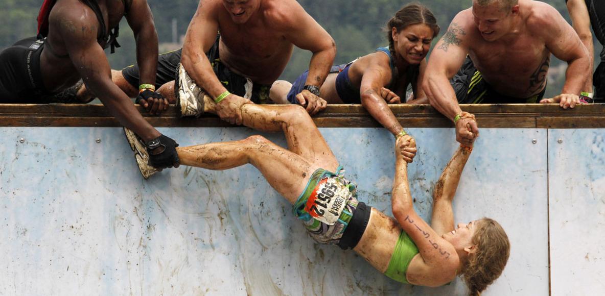 Muddy Jokers - akadályfutók