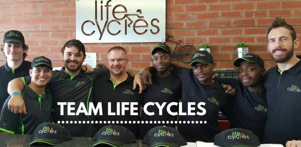 Life Cycles Shop Ride