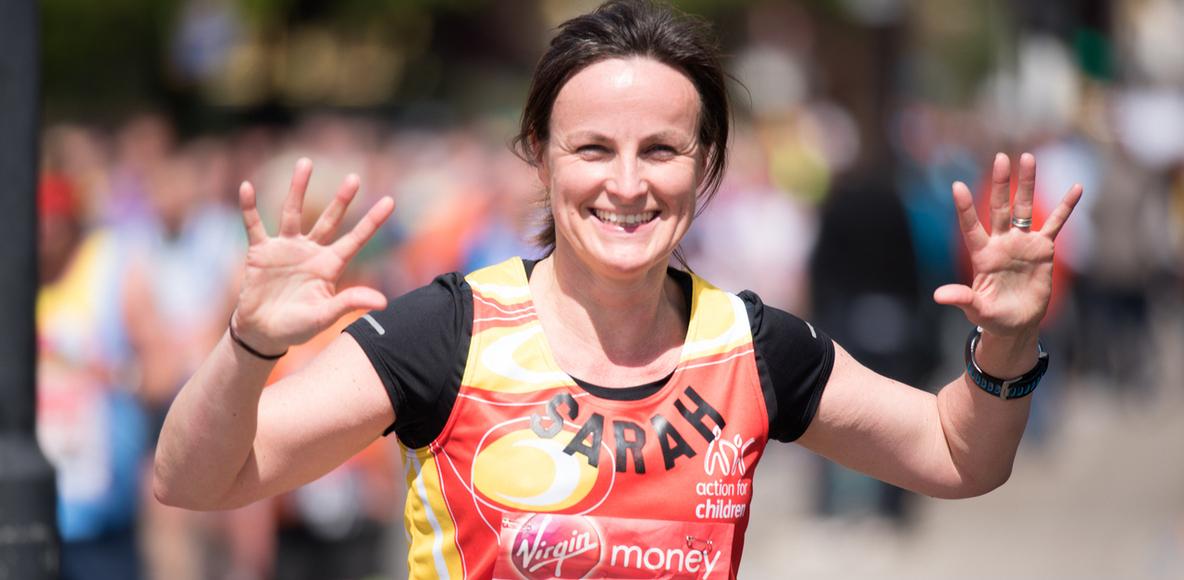 Action for Children - London Marathon 2017