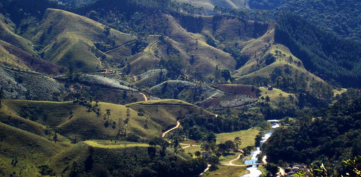 Escaladores das Minas Gerais
