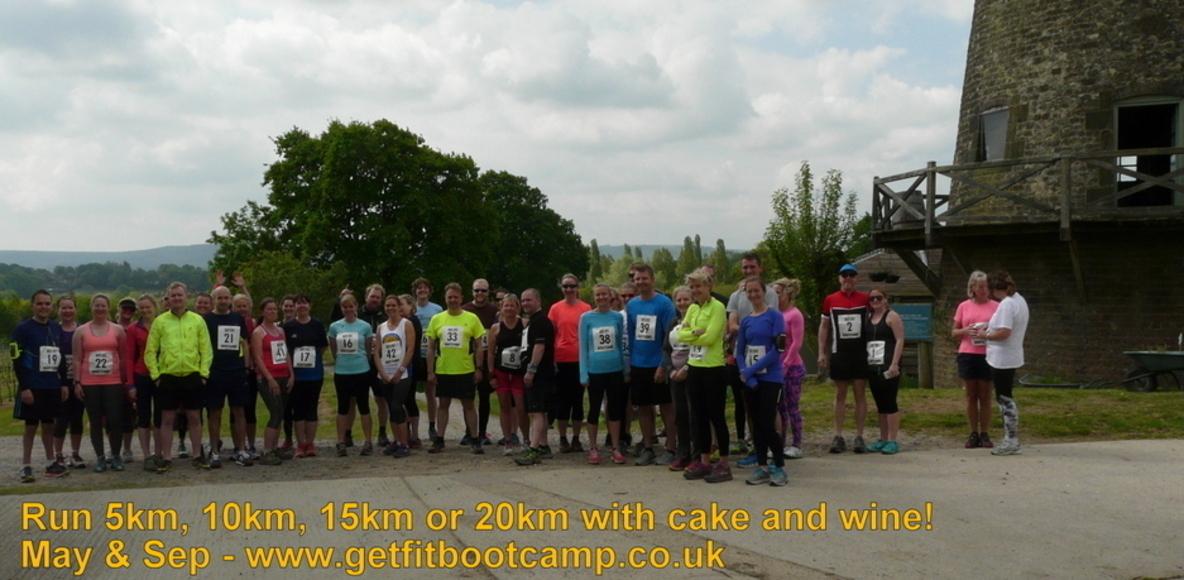 Nutbourne Vineyard Runners
