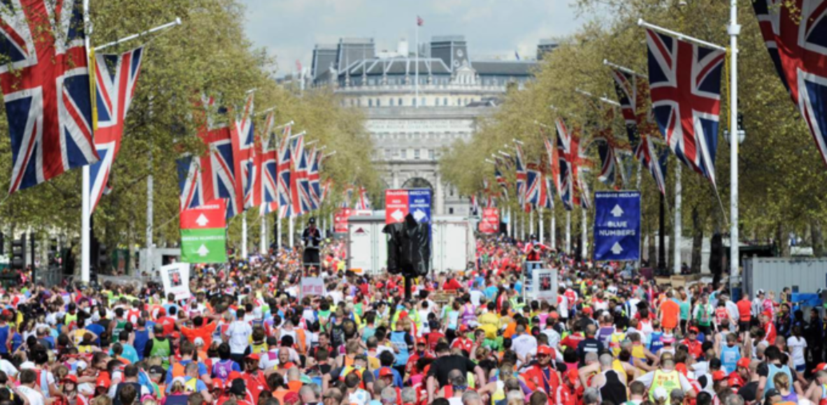 2017 London Marathon for Brain Tumour Research