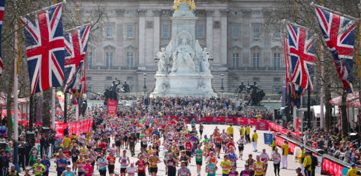 London Marathon Training and Support 2017