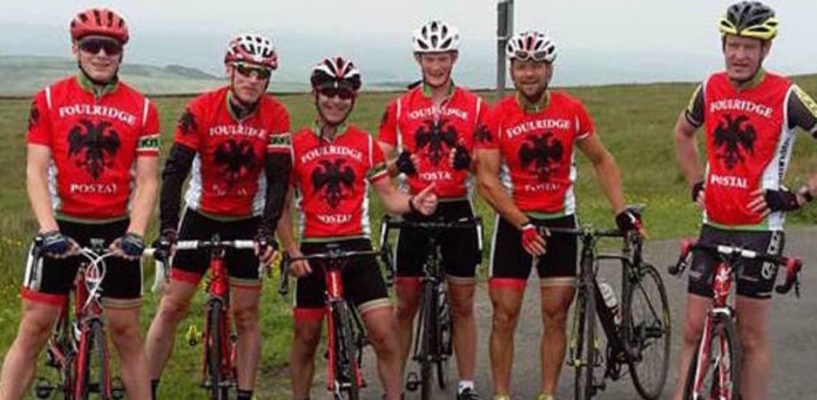 Foulridge Postal Team