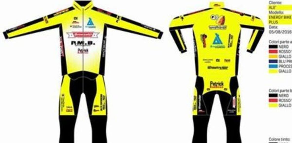 Team Energy Bike