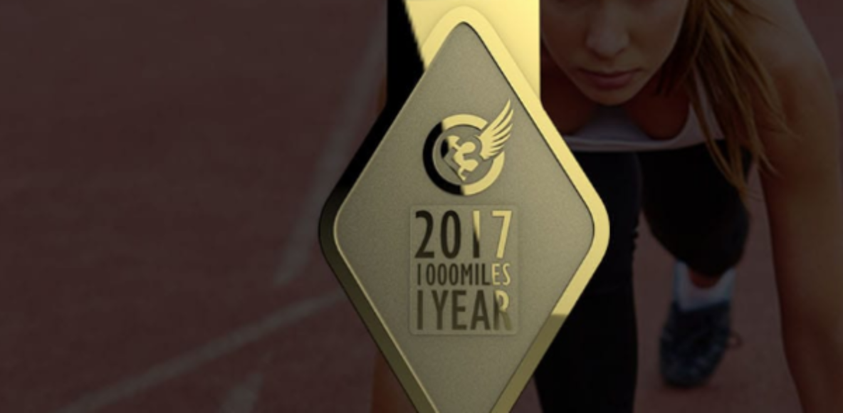 PT's 2017 1000 mile challenge