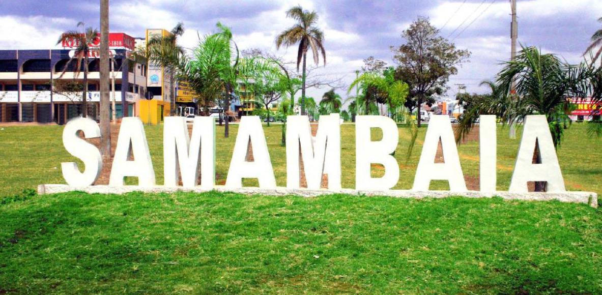 CORREDORES DE SAMAMBAIA-DF
