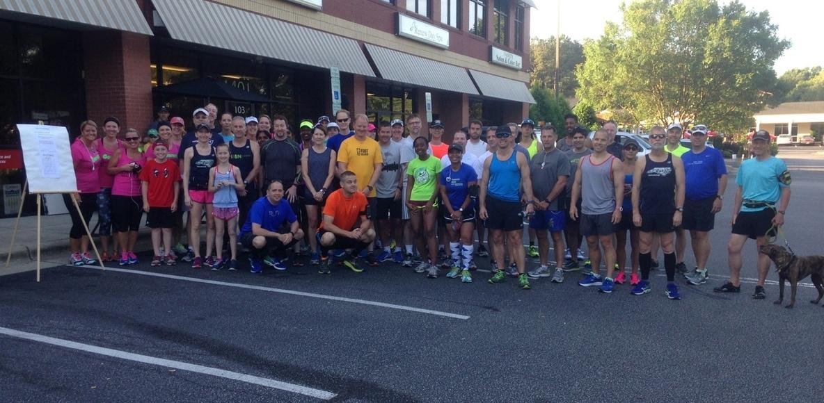 Aversboro Run Club